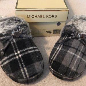NWT in box Michael Kors slippers